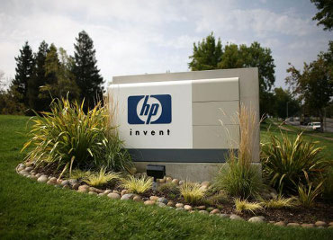 HP headquarters