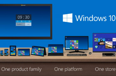 Windows 10 aparecerá con seis versiones principales