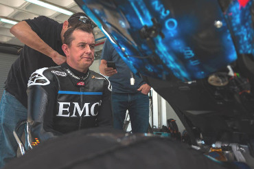 EMC aplica Big Data para 'medir' al motorista legendario John McGuinness