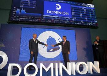 Salida a Bolsa de Dominion (abril 2016).