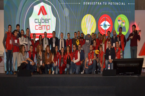 Clausura CyberCamp 2017