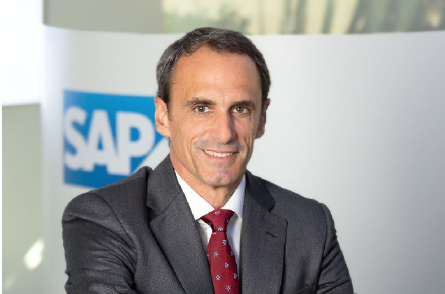 Rafael Brugnini, director general de sap