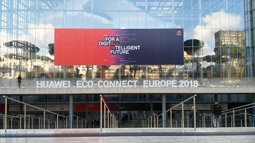 Huawei eco-connect Europe 2018